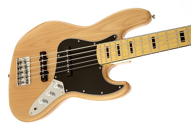 Squier Vintage Modified Jazz Bass V  Maple Fingerboard